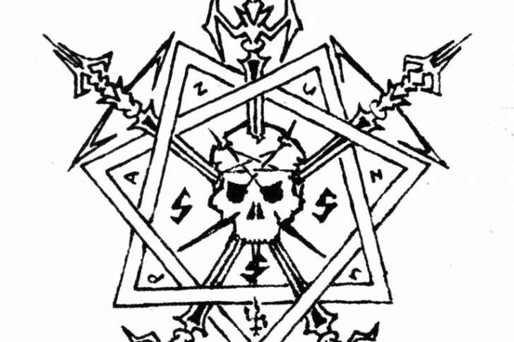 Hellhammer Heptagram
